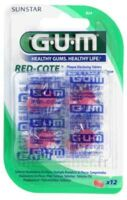 GUM REVELATEUR RED - COTE, bt 12 à Saint-Maximim