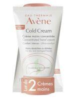 Avène Eau Thermale Cold Cream Duo Crème Mains 2x50ml à Saint-Maximim