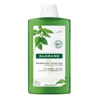 Acheter Klorane Ortie Shampooing séboréducteur cheveux gras 400ml à Saint-Maximim