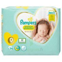Pampers Premium Protection Couche New Baby Tmicro 1-2,5kg Paquet/24 à Saint-Maximim