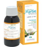Lehning Myrtine Inhalante Solution d'Inhalation 5 Huiles Essentiels Bio Fl/90ml à Saint-Maximim