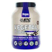 STC Nutrition Vegetal Protein - Vanille à Saint-Maximim