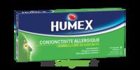 Humex Conjonctivite Allergique 2 %, Collyre En Solution En Récipient Unidose à Saint-Maximim