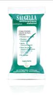 Saugella Antiseptique Lingette Hygiène Intime Paquet/15 à Saint-Maximim