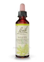 Fleurs de Bach® Original White Chestnut - 20 ml à Saint-Maximim