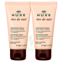 Rêve de Miel® crème mains et ongles 2*50ml à Saint-Maximim
