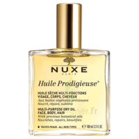 Huile prodigieuse®- huile sèche multi-fonctions visage, corps, cheveux100ml à Saint-Maximim