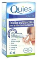 Quies Optik Solution lentille souple multifonctions Fl/30ml à Saint-Maximim