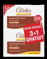 Rogé Cavaillès Savon Surgras Extra doux Lait et Miel 3x250g + 1 offert à Saint-Maximim