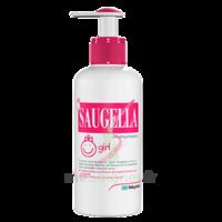 Saugella Girl Savon Liquide Hygiène Intime Fl Pompe/200ml à Saint-Maximim