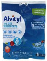Alvityl Sucette Mal Des Transports Cola Fraise Sachet/10 à Saint-Maximim
