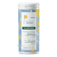 Klorane Bébé Poudre De Toilette Protectrice 100gr à Saint-Maximim
