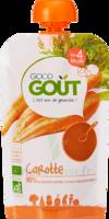Good Goût Alimentation infantile carottes Gourde/120g à Saint-Maximim