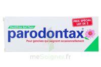 PARODONTAX DENTIFRICE GEL FLUOR 75ML x2 à Saint-Maximim