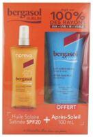 BERGASOL SUBLIM SPF20 Huile satinée Spray/125ml+Après soleil