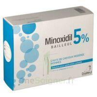 Minoxidil Bailleul 5 % Solution Pour Application Cutanée 3 Fl/60ml à Saint-Maximim