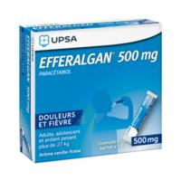 Efferalgan 500 mg Glé en sachet Sach/16 à Saint-Maximim