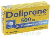 DOLIPRANE 500 mg Comprimés 2plq/8 (16) à Saint-Maximim