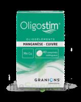 OLIGOSTIM Manganèse Cuivre Cpr subl T/40 à Saint-Maximim