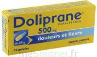 DOLIPRANE 500 mg Gélules B/16 à Saint-Maximim