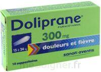 DOLIPRANE 300 mg Suppositoires 2Plq/5 (10) à Saint-Maximim