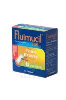 FLUIMUCIL EXPECTORANT ACETYLCYSTEINE 200 mg ADULTES SANS SUCRE, granulés pour solution buvable en sachet édulcorés à l'aspartam et au sorbitol à Saint-Maximim