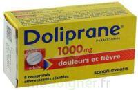 Doliprane 1000 Mg Comprimés Effervescents Sécables T/8 à Saint-Maximim