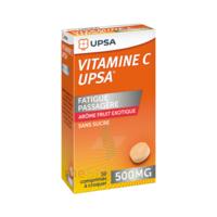 VITAMINE C UPSA 500 mg fruit exotique, comprimé à croquer à Saint-Maximim