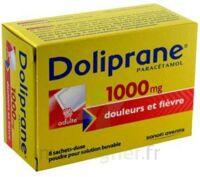 DOLIPRANE 1000 mg Poudre pour solution buvable en sachet-dose B/8 à Saint-Maximim