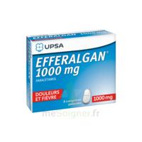 Efferalgan 1000 Mg Comprimés Pelliculés Plq/8 à Saint-Maximim