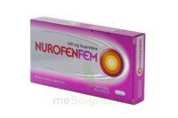 Nurofenfem 400 Mg, Comprimé Pelliculé à Saint-Maximim