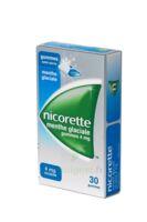 NICORETTE 4 mg Gom à mâcher médic sans sucre menthe glaciale Plq/30gom à Saint-Maximim