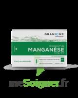 GRANIONS DE MANGANESE 0,1 mg/2 ml S buv en ampoule 30Amp/2ml à Saint-Maximim