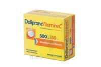 DOLIPRANEVITAMINEC 500 mg/150 mg, comprimé effervescent à Saint-Maximim