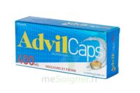 ADVILCAPS 400 mg Caps molle Plaq/14 à Saint-Maximim