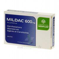 MILDAC 600 mg, comprimé enrobé à Saint-Maximim