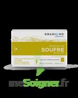 GRANIONS DE SOUFRE 19,5 mg/2 ml S buv 30Amp/2ml à Saint-Maximim