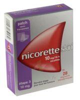 Nicoretteskin 10 mg/16 h Dispositif transdermique B/28 à Saint-Maximim