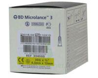 Bd Microlance 3, G30 1/2, 0,30 Mm X 13 Mm, Jaune  à Saint-Maximim
