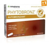 Phytobronz Autobronzant Gélules B/30 à Saint-Maximim