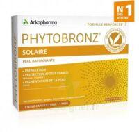 Phytobronz Solaire Caps Tous Types De Peaux 2b/30 à Saint-Maximim