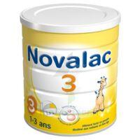 Novalac 3 Croissance lait en poudre 800g à Saint-Maximim