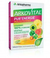 Arkovital Pur'Energie Multivitamines Comprimés dès 6 ans B/30 à Saint-Maximim