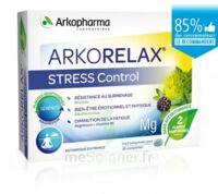 Arkorelax Stress Control Comprimés B/30 à Saint-Maximim