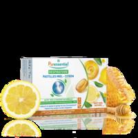 Puressentiel Respiratoire Pastilles Respiratoire Gorge Miel-Citron - 18 pastilles à Saint-Maximim
