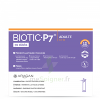 Aragan Biotic P7 Adulte Poudre 30 Sticks à Saint-Maximim