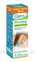 Quies Docuspray Hygiene De L'oreille, Spray 100 Ml à Saint-Maximim