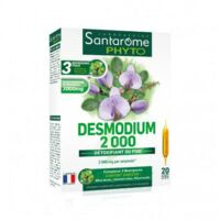 Santarome Desmodium 2000 Solution Buvable 20 Ampoules/10ml à Saint-Maximim