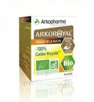 Arkoroyal 100% Gelée royale bio Gelée Pot/40g à Saint-Maximim