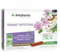 Arkofluide Bio Ultraextract Solution buvable transit intestinal 20 Ampoules/10ml à Saint-Maximim